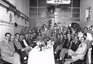 A UCP, grupo formado por políticos, jornalistas e médicos, lutou pela emancipação da Cidade.