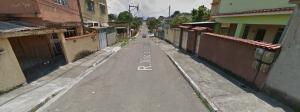 Rua Visconde de Barbacena (google maps - street view)