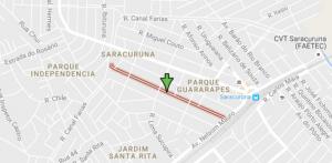 Rua Visconde de Barbacena (google maps)